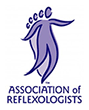 The AOR - Association of Reflexologists logo